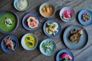 10-retters tasting menu til Tasting Torsdag