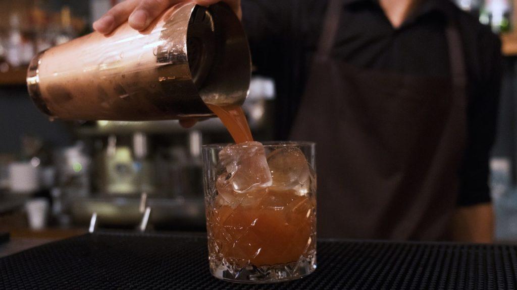 co-ma cocktails & mad fransk restaurant i københavn